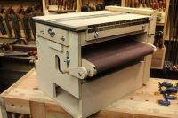The best and most versatile thickness/drum sander. - from ...