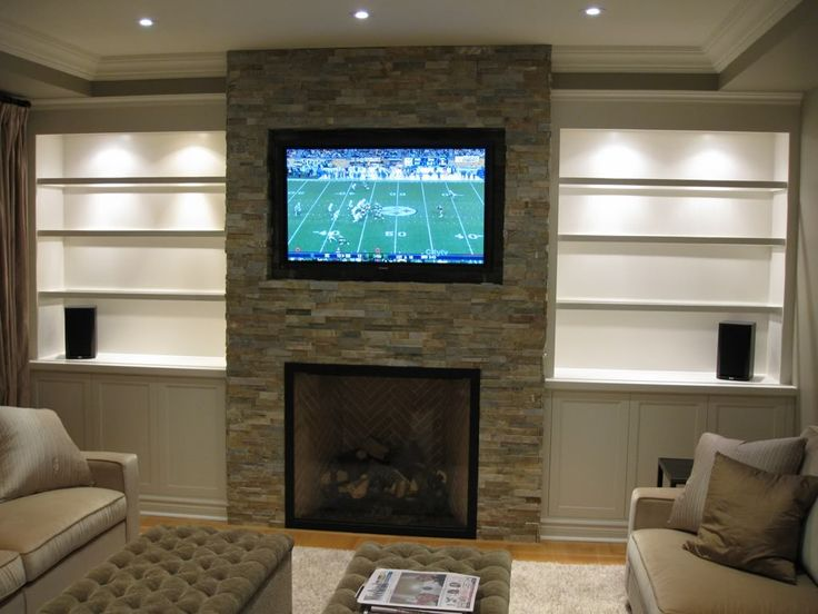 25 Best Ideas About Tv Over Fireplace On Pinterest Fireplace