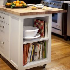 Kitchen Block On Wheels Building Your Own Cabinets 37 Best Images About Island Pinterest ...