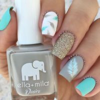 17 Best ideas about Summer Nail Art on Pinterest