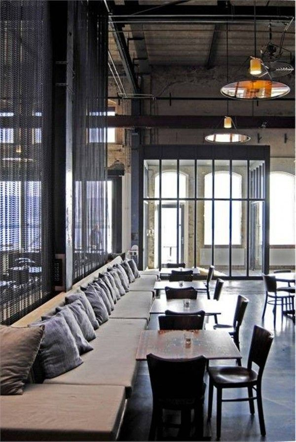 floating high chair chrome dining chairs uk 43 best images about industrial style bars on pinterest | restaurants, black and backless ...