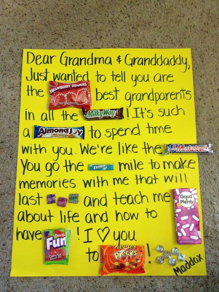 1000 Ideas About Happy Grandparents Day On Pinterest