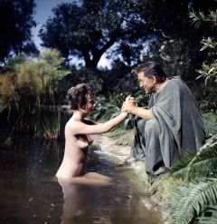 Image result for spartacus jean simmons 1960