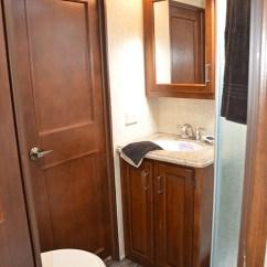Best Flooring For A Kitchen Sideboards Keystone Alpine 3535re 2013 Fifth Wheel Rv Interior ...
