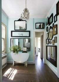 25+ best ideas about Wall Of Mirrors on Pinterest | Room ...