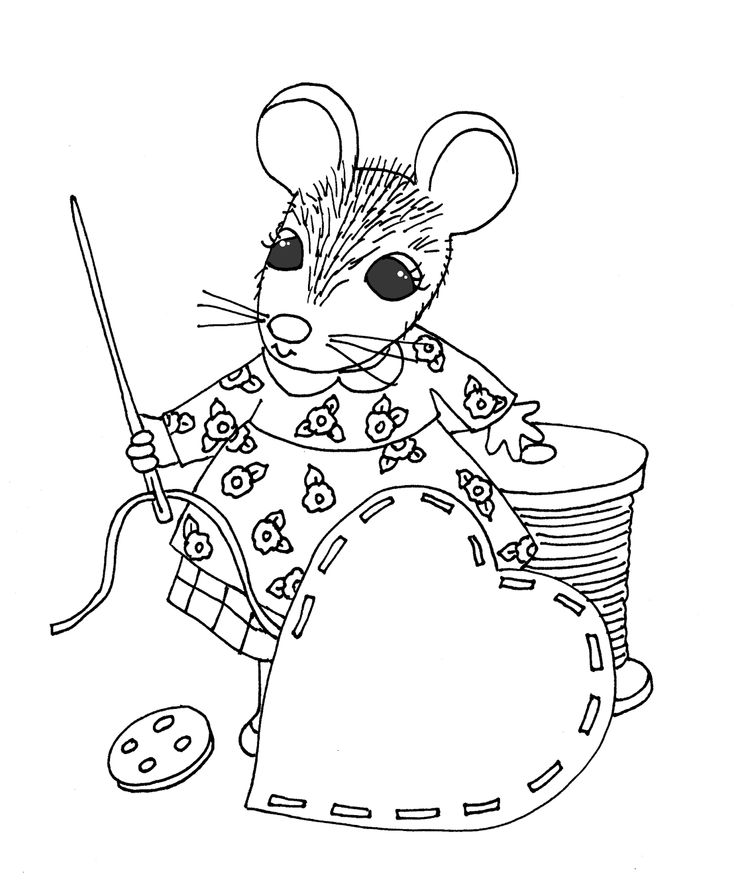 17+ images about Bugs & rodent Embroidery Patterns on
