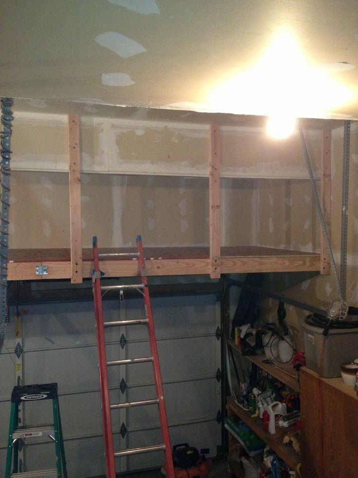 Exceptional Garage Loft Storage  Dream into a home
