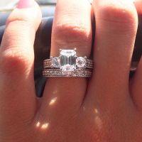 Lab-Created Diamond Wedding Bands - The Perfect Match ...