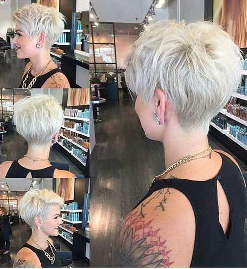 Die Besten 25 Pixie Cut Frisuren Ideen Auf Pinterest