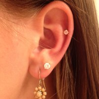 Really want a cartilage percing or just a second hole ...