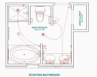 78+ images about small bathroom plans on Pinterest ...