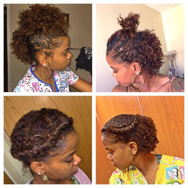25 Best Ideas About Natural Hair Tutorials On Pinterest