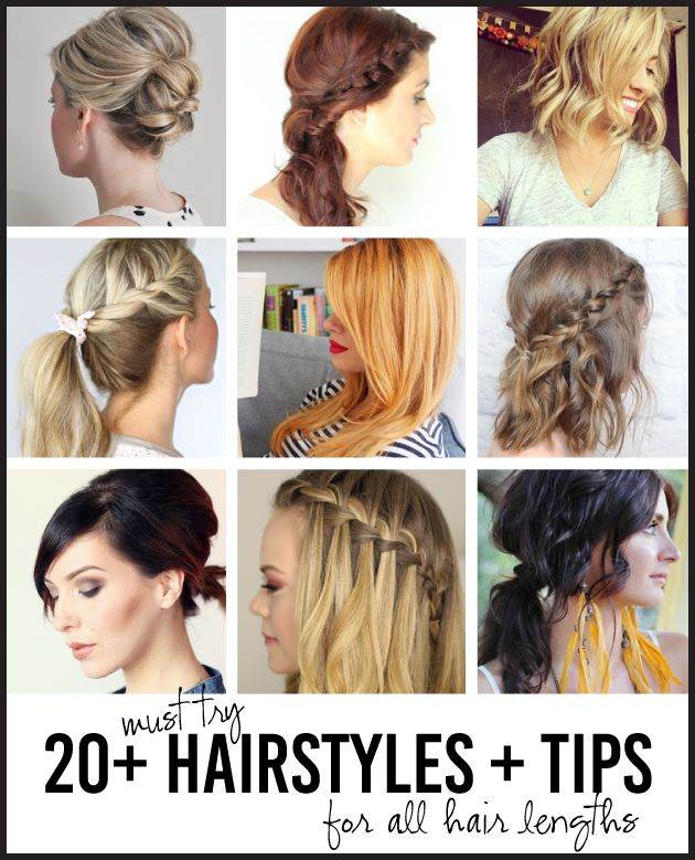 25 Best Ideas About Try Hairstyles On Pinterest Easy Braided
