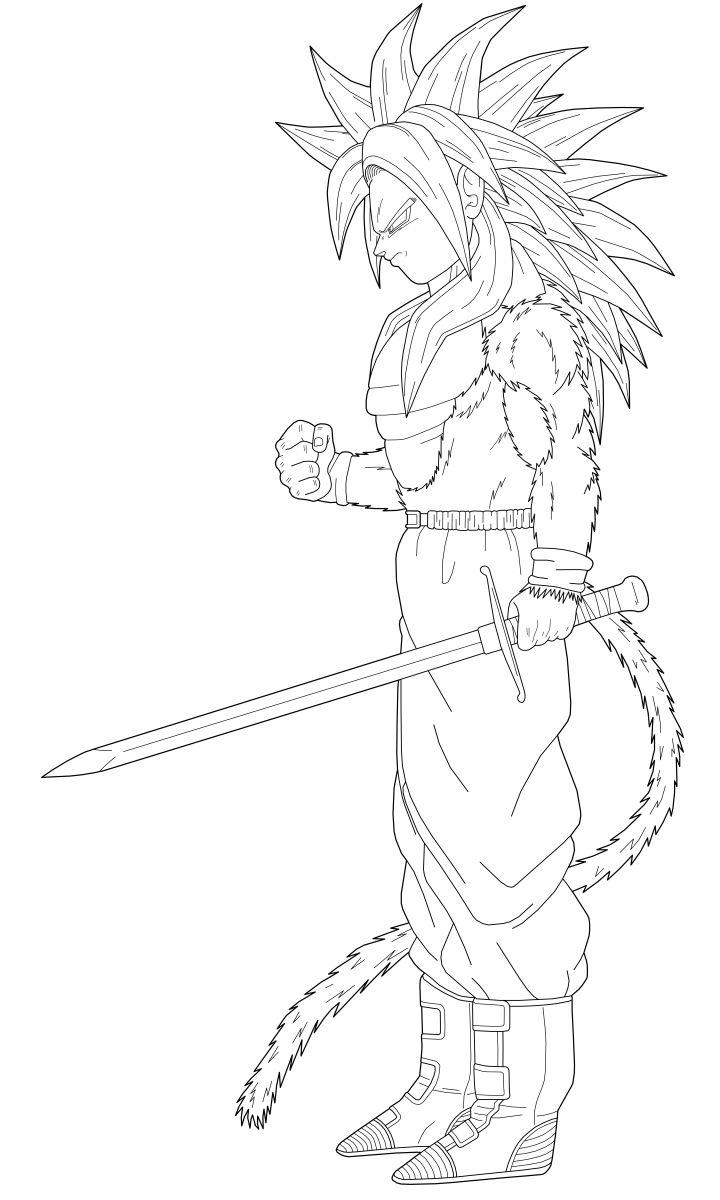 Realistic Dragon Ball Z Drawings