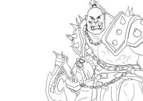Ausmalbilder Warcraft zum Ausdrucken   Ausmalbilder ...