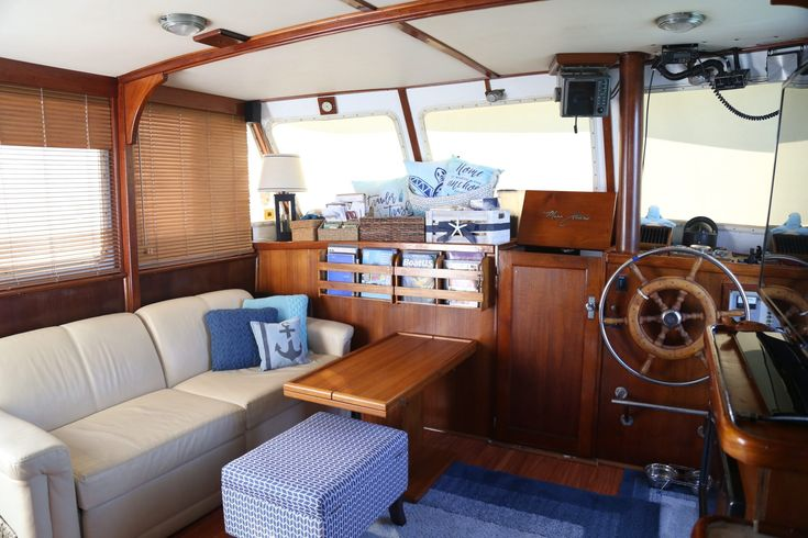 17 Best Ideas About Boat Interior On Pinterest