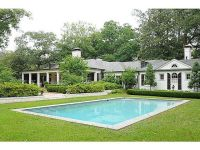 beautiful backyard with space for entertaining and pool ...