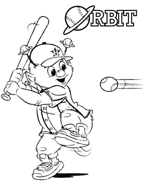 Orbit coloring pages for download here: http://houston