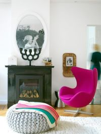 Best 25+ Egg Shaped Chair ideas on Pinterest | Pink teens ...