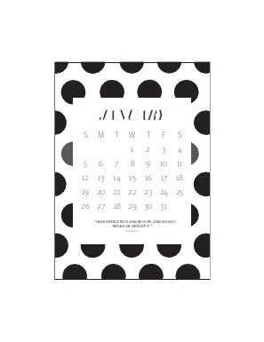 52 best images about Calendar Printables on Pinterest