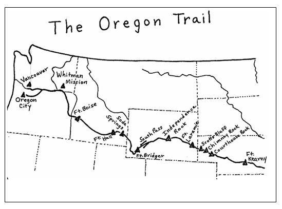 Best 25+ Oregon trail ideas on Pinterest