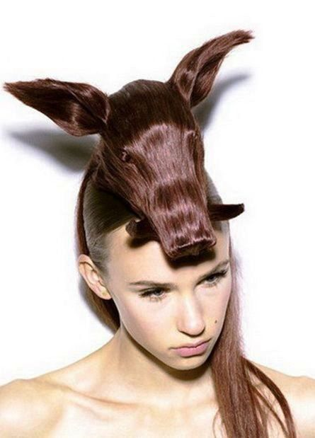 16 Best Images About Weird Hairstyles! On Pinterest Statue Of