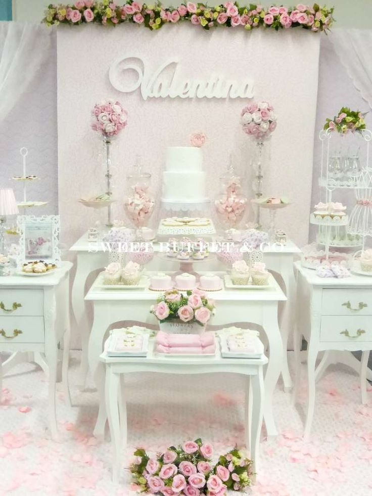 25 best ideas about Shabby Chic Birthday on Pinterest
