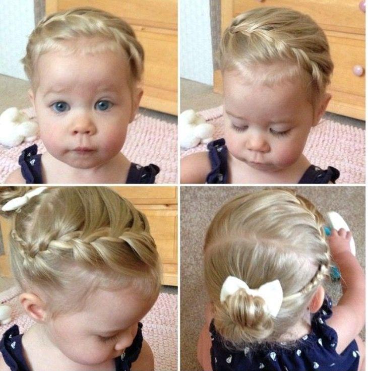 25 Best Ideas About Toddler Wedding Hair On Pinterest Baby Girl