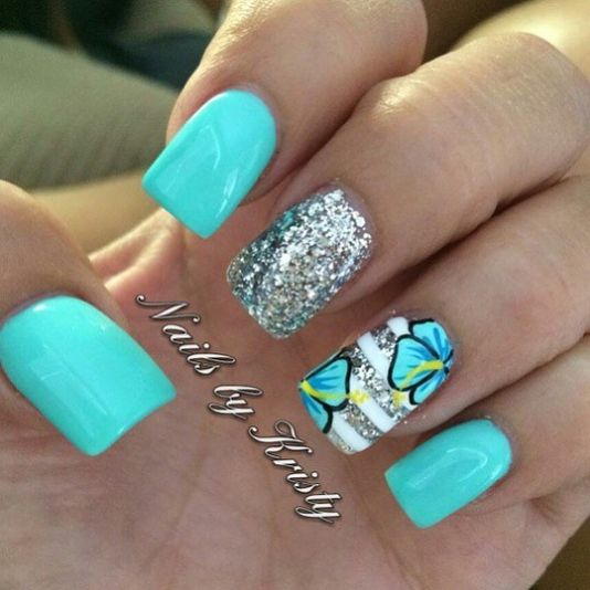 50 Nail Art Designs That You Will Love  Beautiful