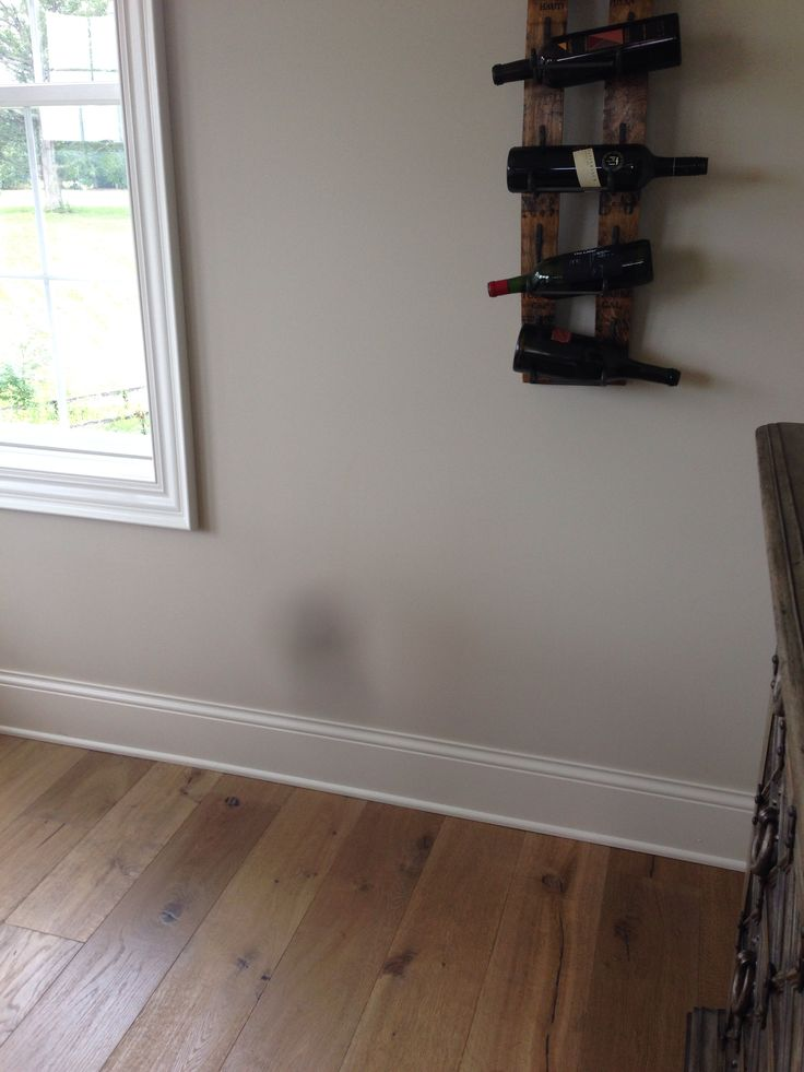 SW Accessible Beige With The Perfect Base Molding And Wood