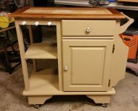 1000+ images about DIY Kitchen Island Cart on Pinterest