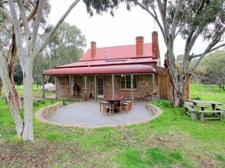 1850s Australian Historical Stone Homestead Old Aussie Homesteads Pinterest Stones