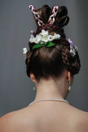 1830s hairstyles
