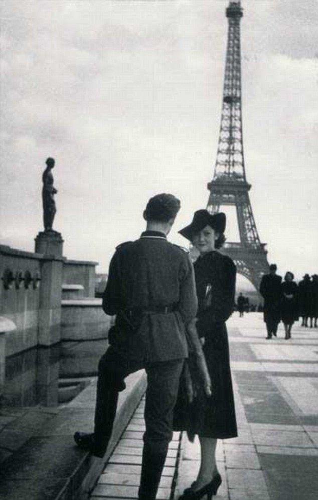 69 Best Images About Paris Occupied 194044 On Pinterest