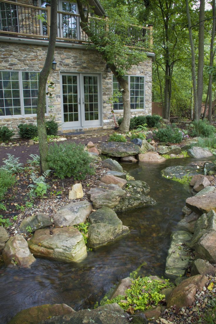25 Best Ideas About Garden Stream On Pinterest Dog Backyard