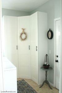 laundry room, mudroom, Ikea Pax system | Ideas for the ...