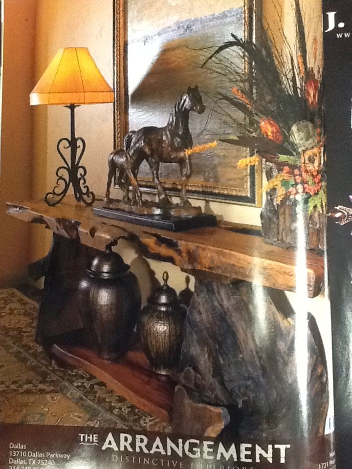 horse sofa table comfy bed 216 best rustic cowboy deco images on pinterest