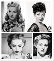 40s glam