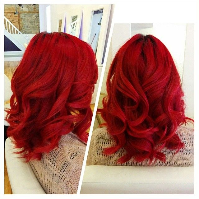 25+ best ideas about Bright Red Hair on Pinterest