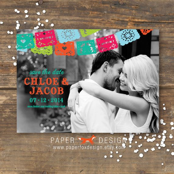 Fiesta Save The Date Photo Printable Coupon Codes