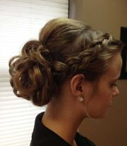 kids updo hairstyles ideas