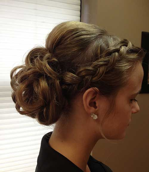 30 Hairstyles Evening Ball Hairstyles Ideas Walk The Falls