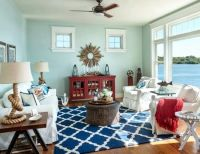 25+ best ideas about Nautical Living Rooms on Pinterest