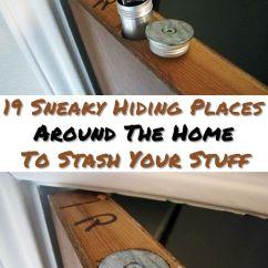 Sofa Gun Safe El Dorado Leather Sectional Best 25+ Hiding Places Ideas On Pinterest