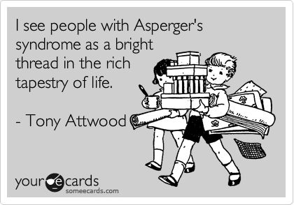 25+ best ideas about Asperger Syndrome on Pinterest