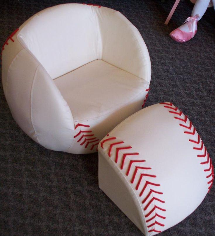 Baseball chair  Proud Baseball Mom  Pinterest  Chairs