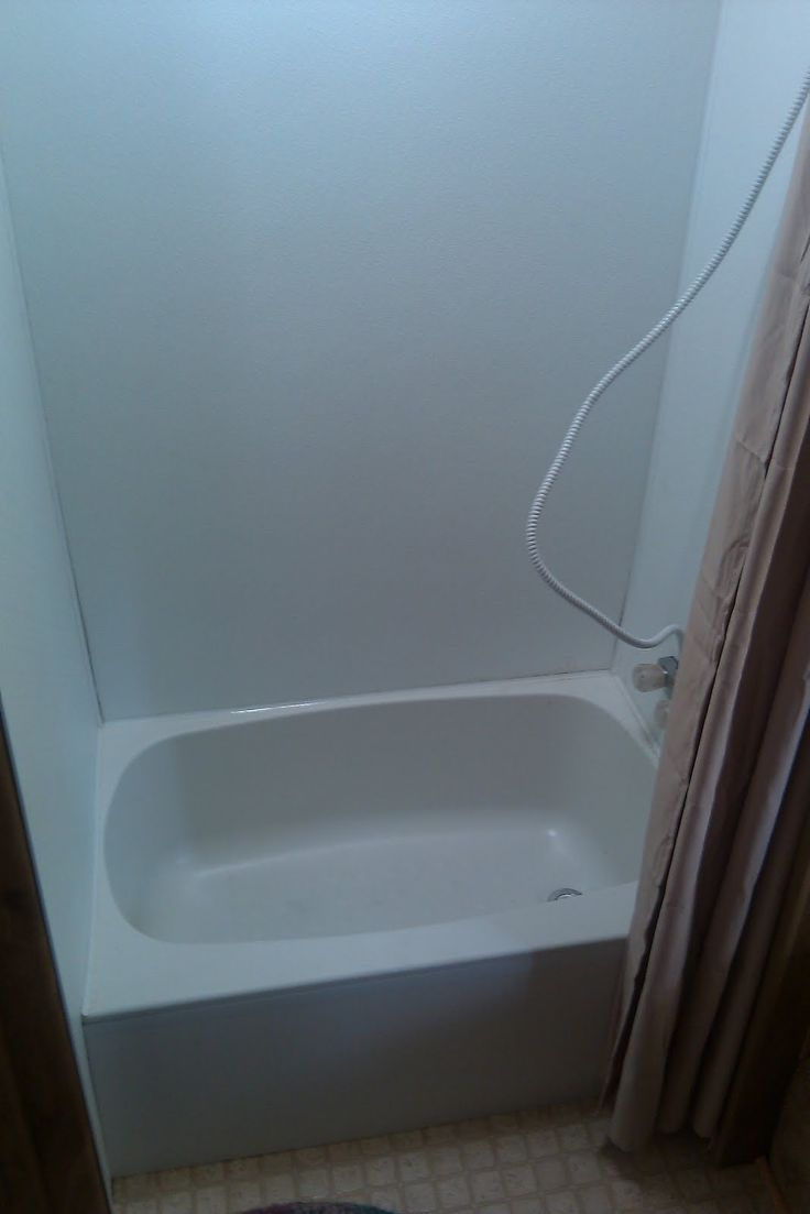 Replace Old Tub And Shower Walls Glamping Amp Camping