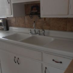 Double Kitchen Sink With Drainboard Shades 85 Best Images About Home-kitchen Vintage ...