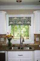 kitchen window cornice ideas   ... Kitchen Window Valances ...