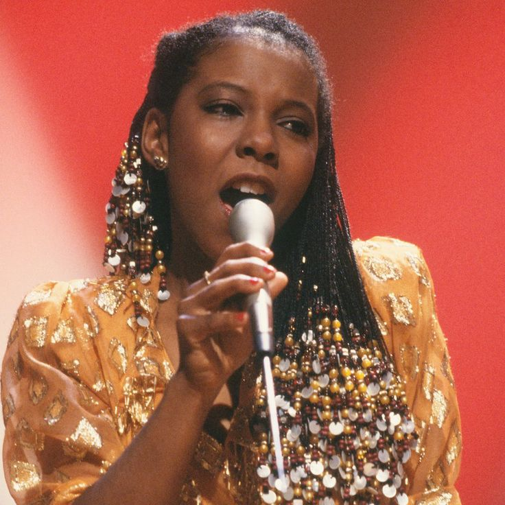 Patrice Rushen Serving Bead Game Proper WHOS THAT